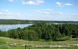 Punkt widokowy na Jezioro Hańcza w Mierkiniach