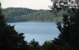 Jezioro Hańcza z Góry Leszczynowej