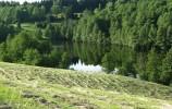 Jezioro Pogorzałek w Cisówku