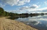 Jezioro Punia w Puńsku