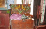 Stara Plebania, kufer posażny
