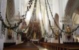 Główna nawa Kościoła w Puńsku - fot. Paulina Pajer-Giełażys