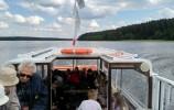Rejs statkiem Tryton po Wigrach