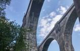 Dawne kolejowe wiadukty w Stańczykach