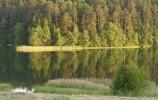 Jezioro Wigry - zatoka Wigierki